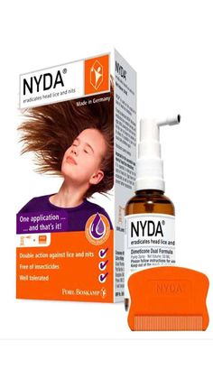 Nyda Lice Treatment Spray - (50 Ml)