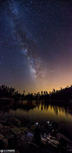 Photographing The Milky Way Beautiful Sky, Beautiful World, Sean Parker, Sky Full Of Stars, Light Pollution, Space Place, Milky Way, Stargazing, Night Skies