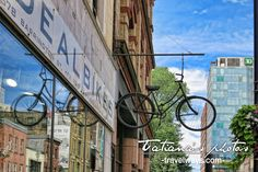 Bike store, Halifax, Nova Scotia