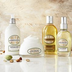 Almond Smoothing and Beautifying Milk Concentrate - L'Occitane | Sephora