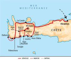 🌍 Voyage Grèce : Au coeur des montagnes blanches - Circuit randonnée Grèce 12 jours