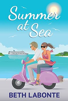 Summer at Sea by Beth Labonte  https://www.amazon.com/Summer-at-Sea-Beth-Labonte-ebook/dp/B00WNR92RU