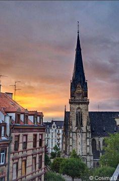 Eglise St Maurice Strasbourg