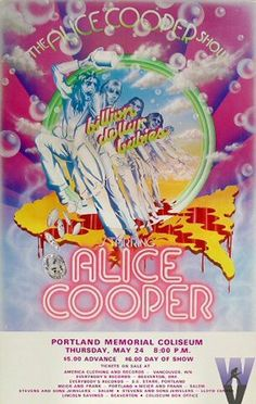 24.5.1973; alice cooper; usa, portland, memorial coliseum; (db)