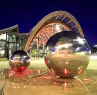 Sheffield City Council - Tourist information: things to do when you visit Sheffield Sheffield City, Sustainable City, South Yorkshire, Local Parks, Cities In Europe, Tourist Information, Derbyshire, Winter Garden, Park City