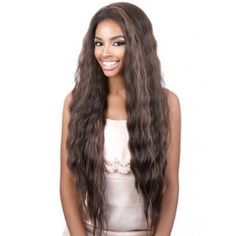 Motown Synthetic Lace Front Wig L. Sophie