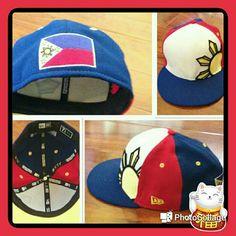 469a90d1a67 Mens Filipino Flag Anthem Cap! Mens Filipino Flag Anthem Cap. Gently used.  Bold