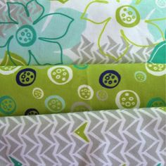 Garden Party fabric from Modern Yardage #modernyardage www.modernyardage.com