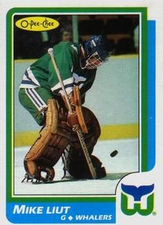 Hockey Cards, Baseball Cards, Hartford Whalers, Goalie Mask, Nhl, Masks, Sports, Hs Sports, Sport