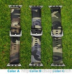 Camouflage Genuine Leather Apple Watch Band Navy Army Air Force Cam Sport Casual Bracelet Strap For iWatch Wachband With Adapter //Price: $37.98 & FREE Shipping // #applewatchmurah #applewatches #applewatchfans #applewatchedition #applewatchhermes #bandsapplewatch #applewatchnike #applewatchnikeplus #AppleWatchNike+ #applewatchrunning