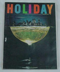 11 1964 Holiday Magazine New York Lourdes Kentucky Ozarks Baja California | eBay