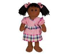 """Teddykompaniet Nellie Soft Doll 15\"""" - 1467"""