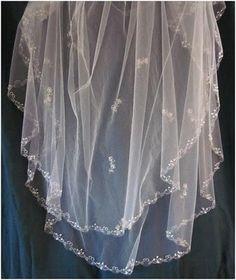 How to Make a Wedding Veil; Video and Written Instructions | Veil ...