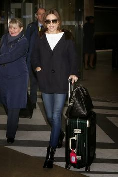 THE OLIVIA PALERMO LOOKBOOK touching down in Paris for Fashion Week