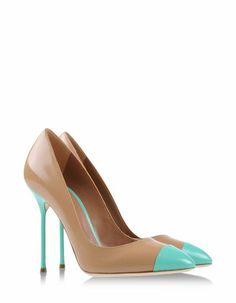 Closed-toe slip-ons  Women's - SERGIO ROSSI