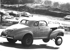 Vintage Drag Racing - Willys