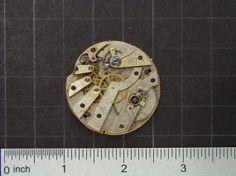 Steampunk Supplies Antique gold key wind by SteampunkArtSupplies, $10.95  #steampunk #artsupplies