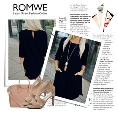 """""""Romwe Contest"""" by auryn1d5sos ❤ liked on Polyvore featuring Givenchy"""