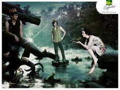 Fairy tale ad campaigns
