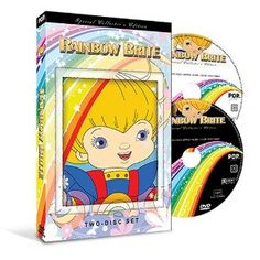 Rainbow Brite Special Collector's Edition...oh do you remember this!!! I tried to find it on itunes, but they don't have it yet :(