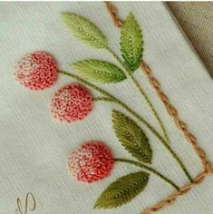 Paper Embroidery Patterns Brazilian Embroidery Baby Cot Sheet Madeira Rayon Thread Conversion To Sulky Brazilian Embroidery Stitches, French Knot Embroidery, Hand Embroidery Flowers, Hardanger Embroidery, Simple Embroidery, Paper Embroidery, Learn Embroidery, Hand Embroidery Patterns, Embroidery Thread