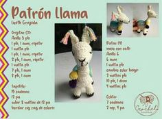 Llama Pet Toys, Doll Toys, Eco Friendly Toys, Crochet Animals, Crochet Dolls, Handmade Toys, Couture, Tatting, Baby Kids