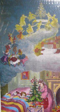 Advent calendar from Denmark