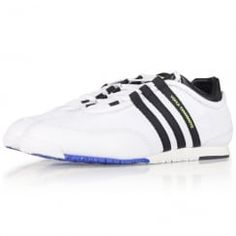 Adidas Y-3  White Boxing Trainers. Available now at www.brother2brother.co.uk