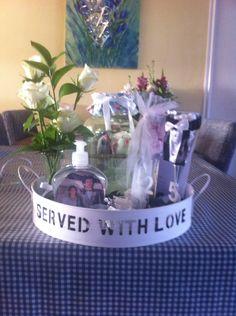 Zelfgemaakt cadeau voor 25 jarig huwelijk