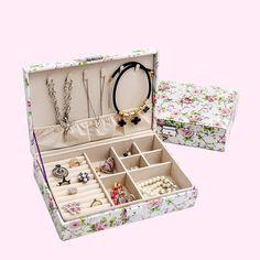 1-12 Long Bracelet chain Jewellery Gift Boxes Wholesale Birthday wedding