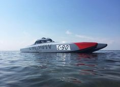 Larusmiani, the sole sponsor of Offshore Classe 3000 European and Italian Championships