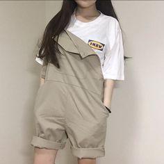 #Korean Fashion #Kdailystyle #hi_jjoo #Akiwarinda