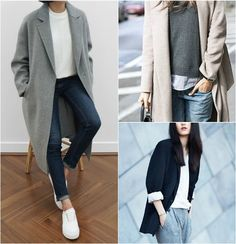 6 looks casual chic pour cet automne-hiver >> http://www.taaora.fr/blog/post/tenues-blogueuses-mode-looks-style-effortless-casual-chic-automne-hiver #outfit #streetstyle #blogueuse #mode