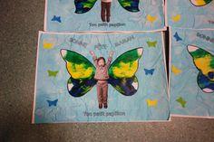 Papillon fête des mères chez Christine F