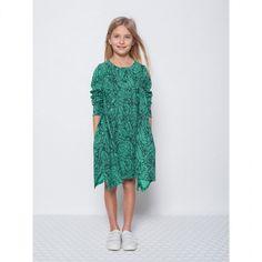 Платье Green Birdie