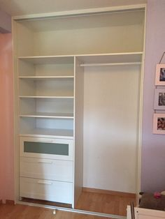 Bedroom Wardrobe With Dressing Table - Bedroom Wardrobe Bedroom Built In Wardrobe, Bedroom Closet Design, Closet Designs, Bedroom Decor, Wardrobe Doors, Bedroom Cupboard Designs, Bedroom Cupboards, Wardrobe With Dressing Table, Dressing Tables
