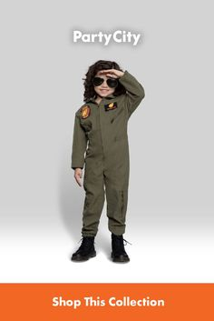 Find all your kids Halloween costumes at Party City. Halloween Costumes For Kids, Suits, Collection, Shopping, Tops, Party, Halloween Costumes For Children, Suit, Parties