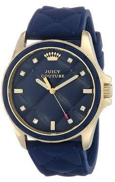 reloj dama azul nautico juicy couture . envío gratis