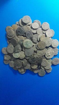 Ancient 140 Roman Coins  Good Lot Rare Coins