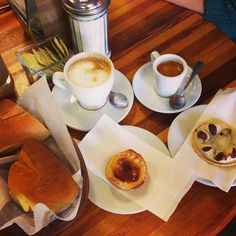 """Cafe Docanto: A tiny Portuguese coffee shop that is at the heart of the large Azorean Portuguese community in San Jose. Get a """"garoto"""" (strong espresso coffee) or a small rustic glass of wine and sample some of the traditional pastries they get from the Portuguese bakery across the street. On Yelp: http://www.yelp.com/biz/cafe-docanto-san-jose-2"""