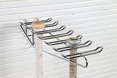 Baseball Bat Amp Equipment Storage Rack Large Organize