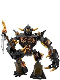 Lego Nexo Knights Sparkks monster