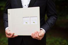 Oryginalna księga gości weselnych w formie albumu
