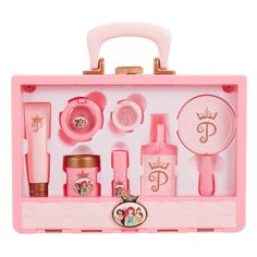 NEW Disney Princess Style Collection Makeup Travel Tote Playset Little Girl Toys, Baby Girl Toys, Cool Toys For Girls, Girls Toys, Disney Princess Toys, Disney Toys, Disney Princesses, Z Arts, Princess Style