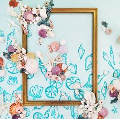 Lilly Pulitzer Store Wall Decor in Tampa via @College Prepster Instagram