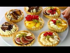 Pastane Usulü Kıtır Tartolet (Asla Yumuşamıyor) (Videolu) – Nefis Yemek Tarifleri