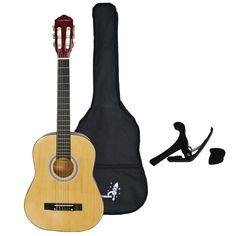 Rocket XF201CN XF Serie - Guitarra española clásica (tamaño 3/4), color natural: Amazon.es: Instrumentos musicales Music Instruments, Natural, Drawings, Guitars, Colors, Musical Instruments, Nature, Au Natural