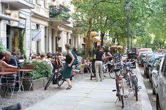 Berlin itinerary A three-day itinerary to the German capital.   Kollwitzplatz by mK B. Creative Commons Attribution