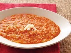 ベーコンとツナのトマトチーズリゾットレシピ 講師は高城 順子さん|トマトジュースを使って、簡単&時短に。身近な素材が絶品メニューに変身!