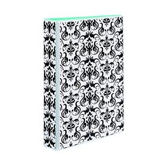 Avery 5-1/2 x 8-1/2 Inches Mini Durable Style Binder with 1-Inch Round Rings, Chandelier Damask (18445) Avery http://www.amazon.com/dp/B00O48JXYS/ref=cm_sw_r_pi_dp_kNmGvb0C3R597